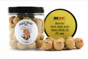 Boosted Hard Hook Angry Birdy XL KB Boilies