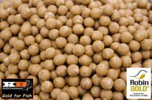 Gold for Fish KB Boilies