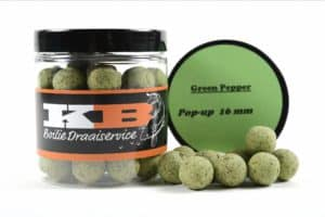 Pop Ups Green Pepper KB Boilies