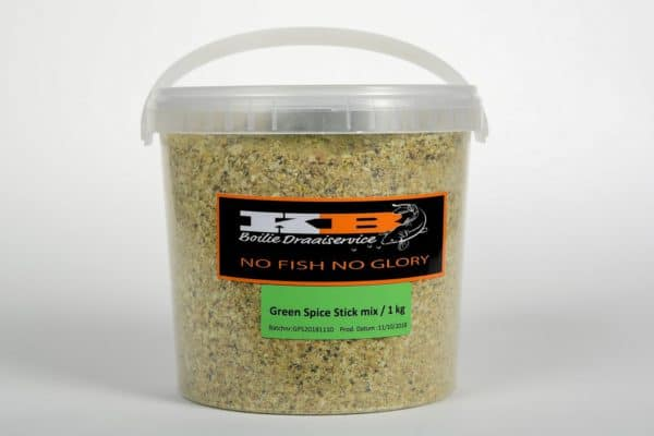 Stick mix Green Spice KB Boilies