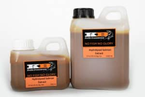 Hydrolysed Salmon extract KB Boilies