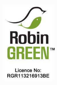 KB Licence Robin Green