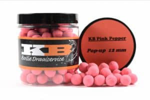 Pop Up Pink Pepper KB Boilies