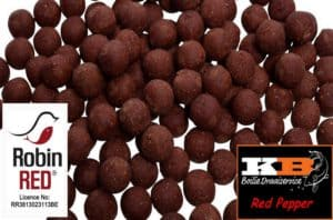 Red Pepper KB Boilies