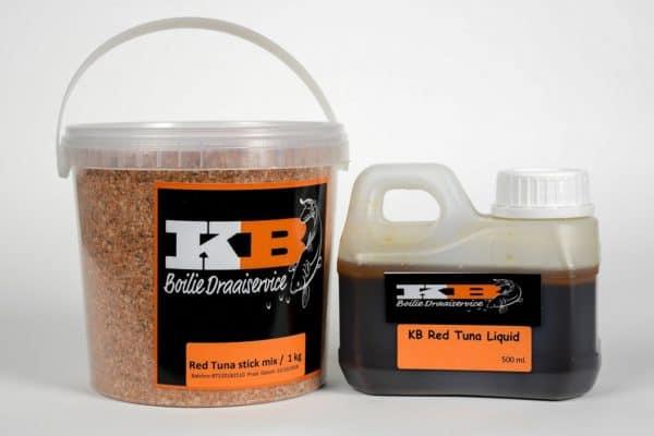 Stick mix Red Tuna + Liquid KB Boilies