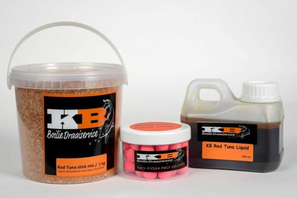 Stick mix Red Tuna all in one KB Boilies