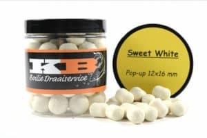 Pop Ups Sweet White KB Boilies