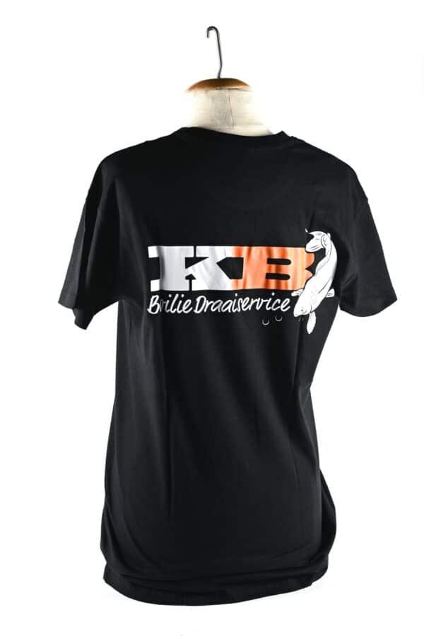 KB T Shirt Black Back