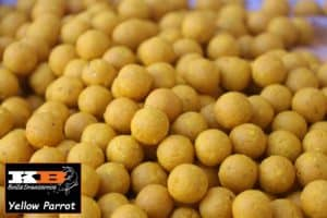Birdfood Boilie Yellow