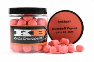Pop Up Red Berry KB Boilies