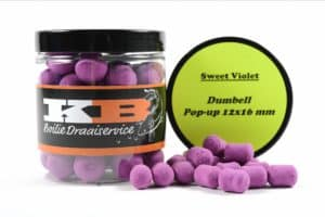 Pop Ups Sweet Violet KB Boilies
