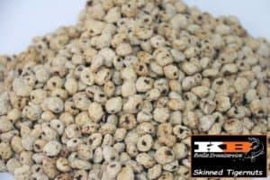 Skinned Tigernuts
