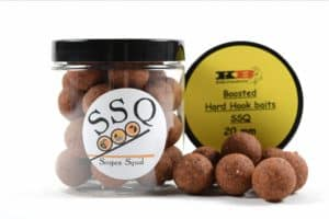 Boosted Hard Hook SSQ KB Boilies