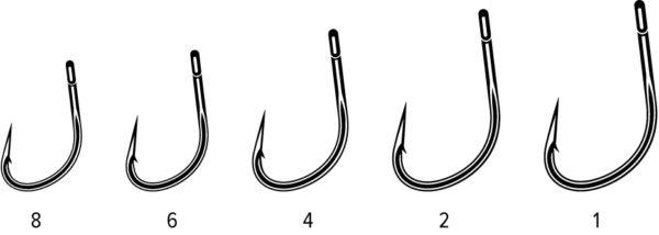 Razor Point Continental XS Hook (2)