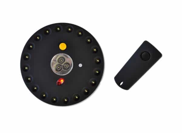 Remote Control Bivvy Light
