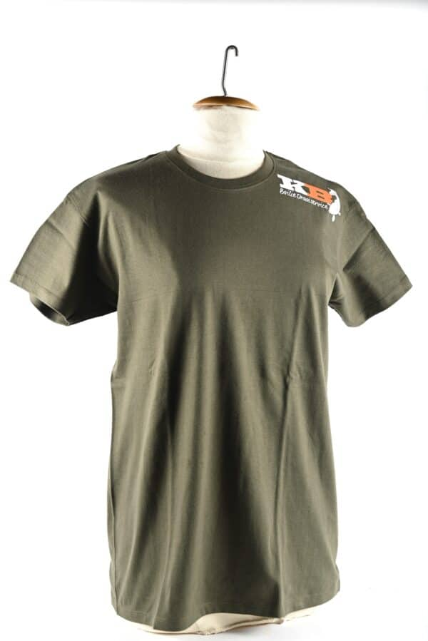 KB T Shirt Green