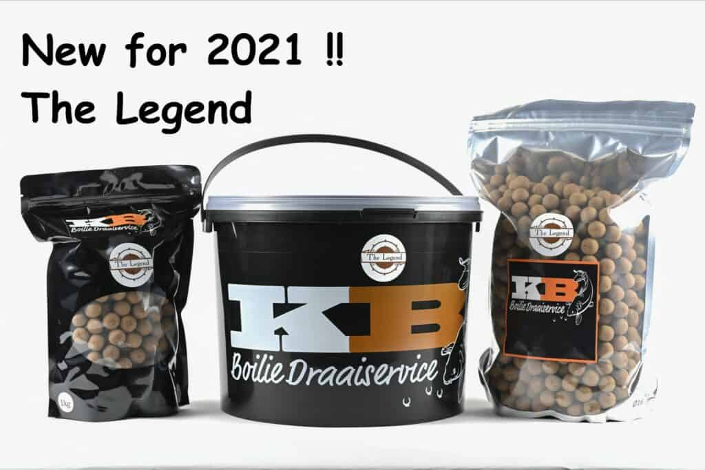 New for 2021 The Legend