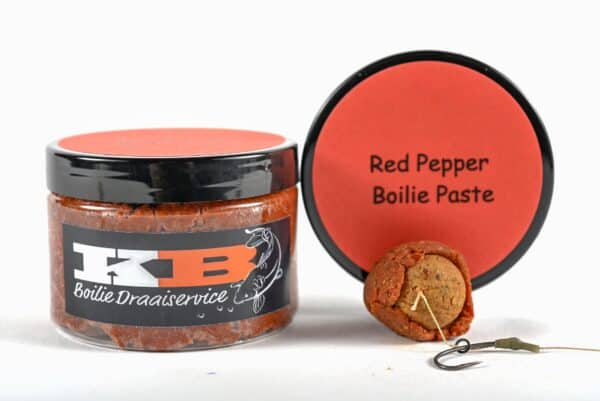 Boilie Paste Red Pepper