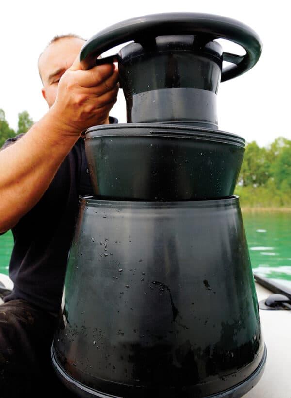 Water Scanner