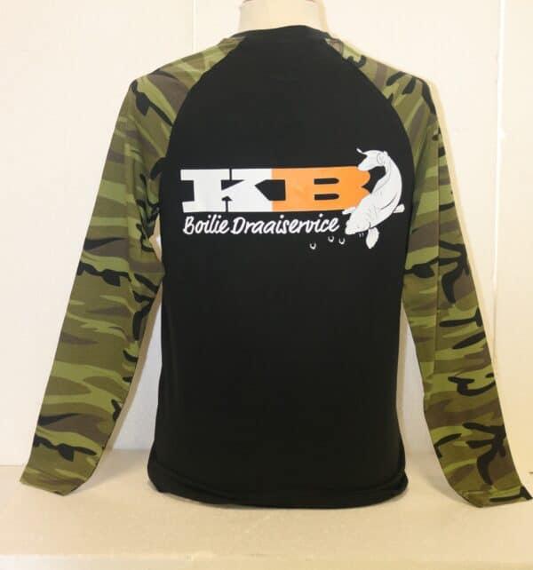 KB Shirt camou-black